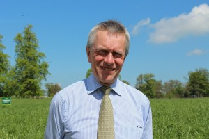 Dr Chris Bartram, Head of Nutrition for Mole Valley Farmers