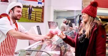 Morrisons butchers