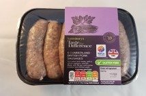 Taste The Difference Pork Sausages