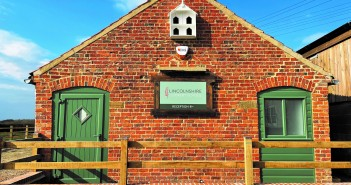 Lincolnshire Cookery School – the exterior of the cookery school