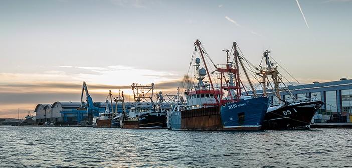 22nd,October,2017;,Shoreham,Port,,Sussex,,Uk,,A,Fishing,Fleet
