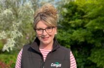 Clare Gaukroger Cargill UK pig research co-ordinator  - 2