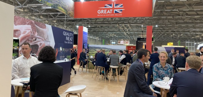 Red meat exporters return to Anuga in Germany